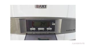 Baymak Baxi Luna 3 Avant Arıza Kodları