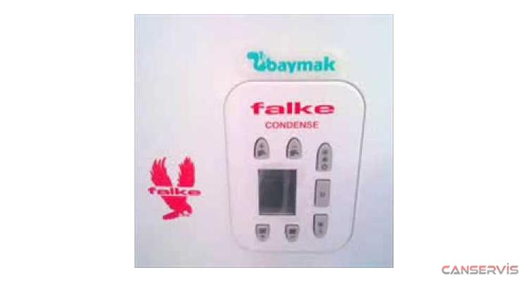 Baymak Falke Condence Arıza Kodları