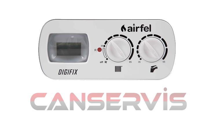 Airfel Digifix Arıza Kodları