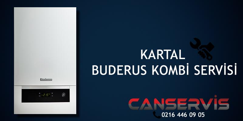 Kartal Buderus Kombi Servisi
