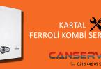 Kartal Ferroli Kombi Servisi