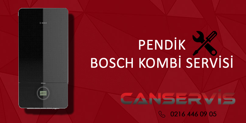 Pendik Bosch Kombi Servisi
