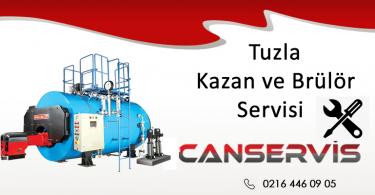 Tuzla Kazan ve Brülör Servisi