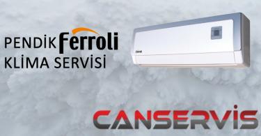 Pendik Ferroli Klima Servisi