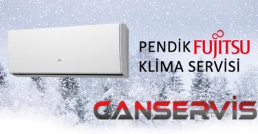 Pendik Fujitsu Klima Servisi