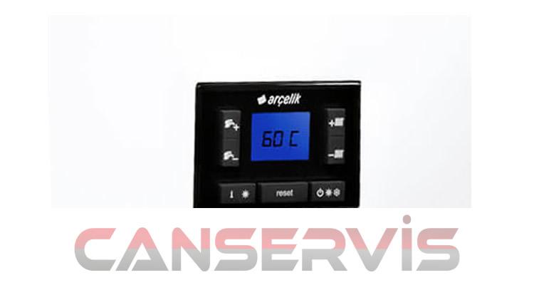 Arçelik DGK Y 20 HP LCD Arıza Kodları