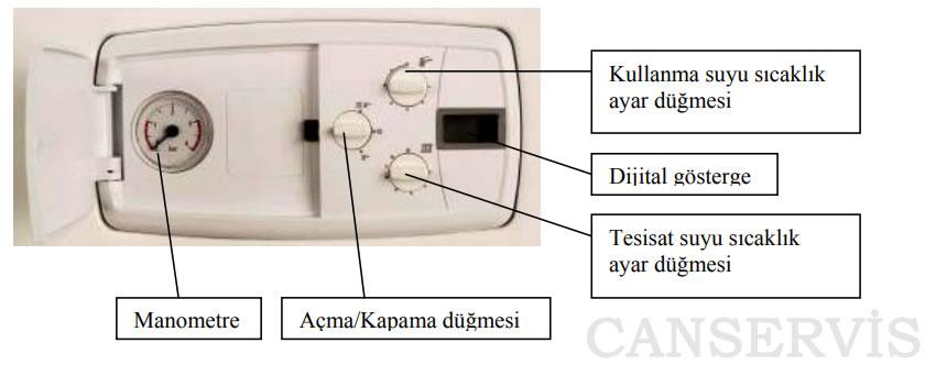 Demirdöküm Kalisto Kullanımı