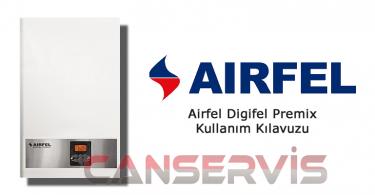 Airfel Digifel Premix Kullanım Kılavuzu