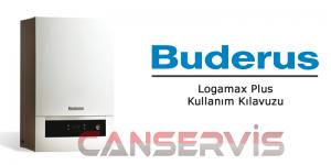 Buderus Logamax Plus Kullanım Kılavuzu