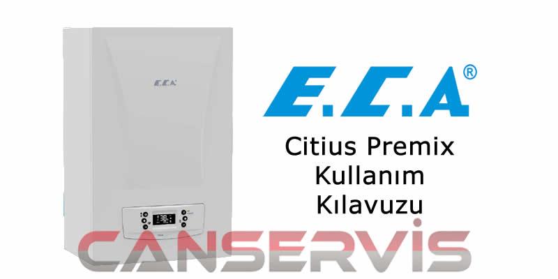 ECA Citius Premix Kullanım Kılavuzu