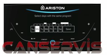 Ariston Alteas One Net Arıza Kodları