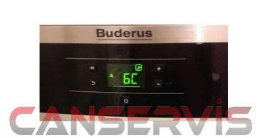Buderus GB 042 - GB 062 Kombi Arıza Kodları