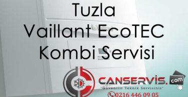 Tuzla Vaillant EcoTEC Kombi Servisi