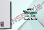 Gebze Baymak Lambert Kombi Servisi
