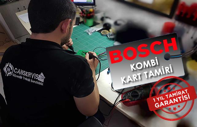 Gebze Bosch Kombi Kartı Tamiri