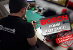 Tuzla Bosch Kombi Kartı Tamiri