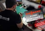 Tuzla Viessmann Kombi Kartı Tamiri